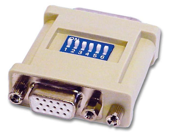 Lindy Switchable Mac Monitor Adaptor