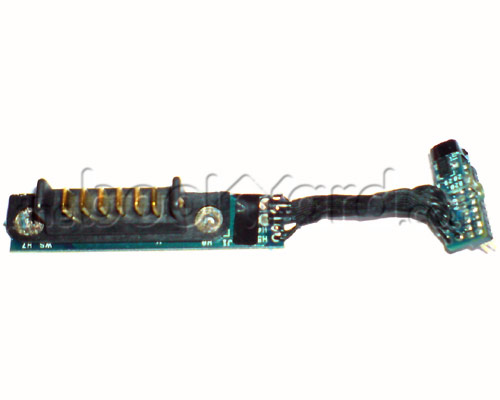 MacBook battery connector board - Black (v1)