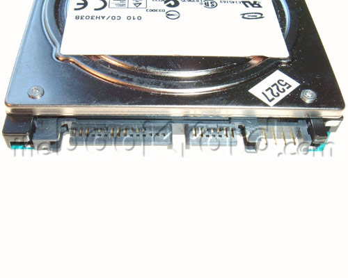 Apple 120GB 5,400rpm SATA notebook hard disk, Hitachi