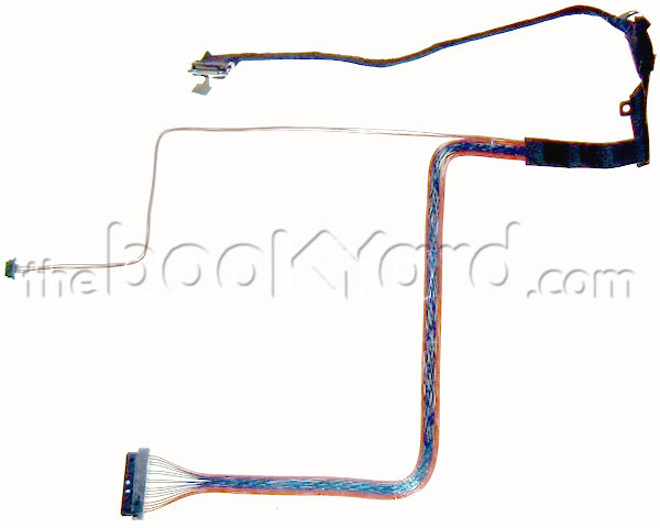MacBook LVDS display data & iSight cable SR/08/09 (AUO/CMO/LG)