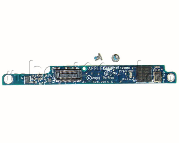 "MacBook Pro 17"" iSight Controller Board (2.16GHz CD)"