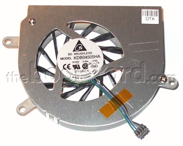 "MacBook Pro 17"" Fan - Left (early 2008)"