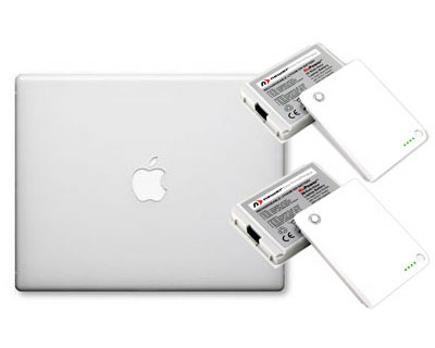"NewerTech 14"" iBook G3 battery (60.7wh)"