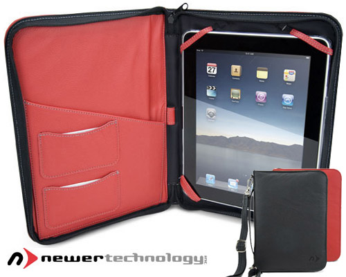 NewerTech iPad Folio, Red
