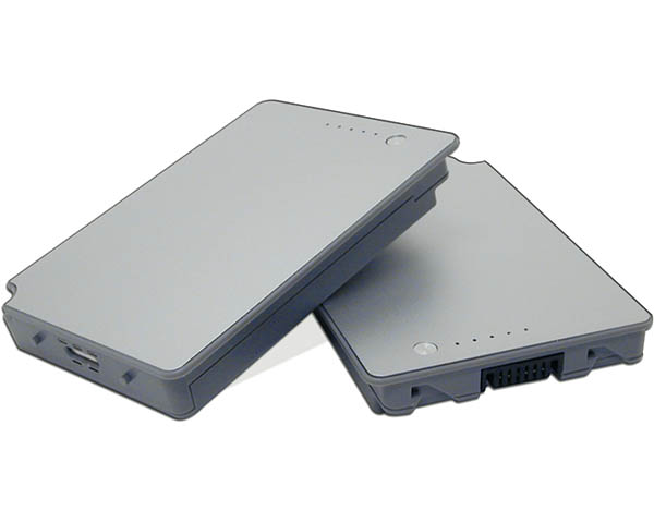 "PowerBook G4 Aluminium 15"" Third Party Battery"