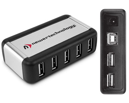 Newertech 7-port USB 2.0 powered hub (US)