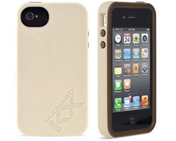 NewerTechnology NuGuard KX iPhone Case - Eagle - iPhone 4/4S