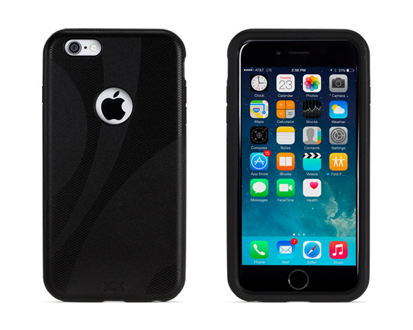 NuGuard KX Case for iPhone 6/6s - Black