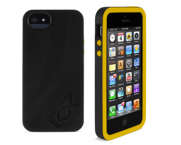 NewerTechnology NuGuard KX iPhone Case - Buzz - iPhone 5/5S