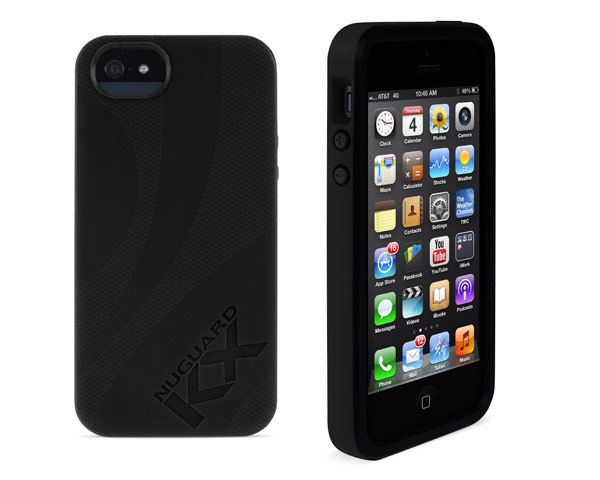 NewerTechnology NuGuard KX iPhone Case - Darkness - iPhone 5/5S
