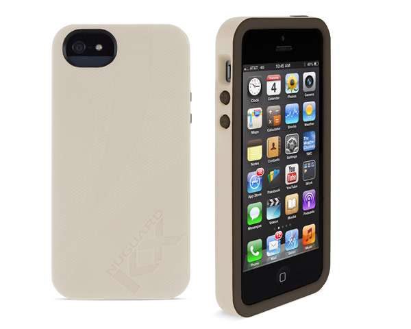 NewerTechnology NuGuard KX iPhone Case - Eagle - iPhone 5/5S