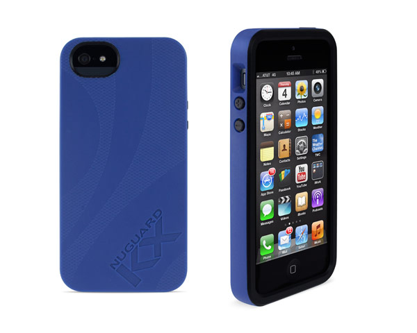 NewerTechnology NuGuard KX iPhone Case - Midnight - iPhone 5/5S