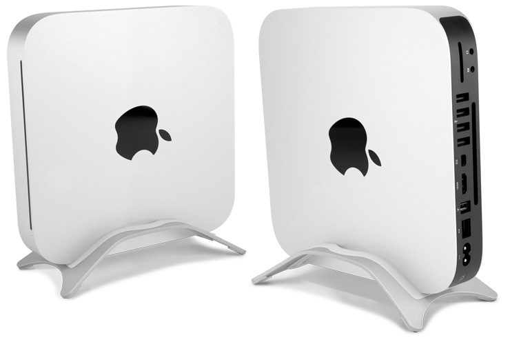 NewerTech NuStand Alloy for 2010-2018 Mac Mini