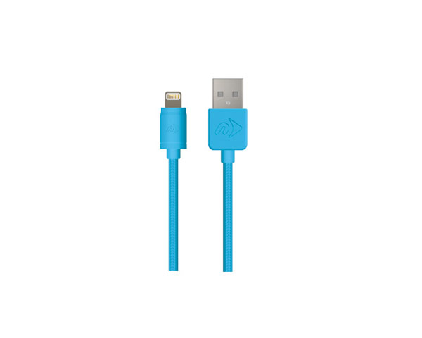 USB to Lightning Connector Cable - NewerTech - 1 Meter - Blue
