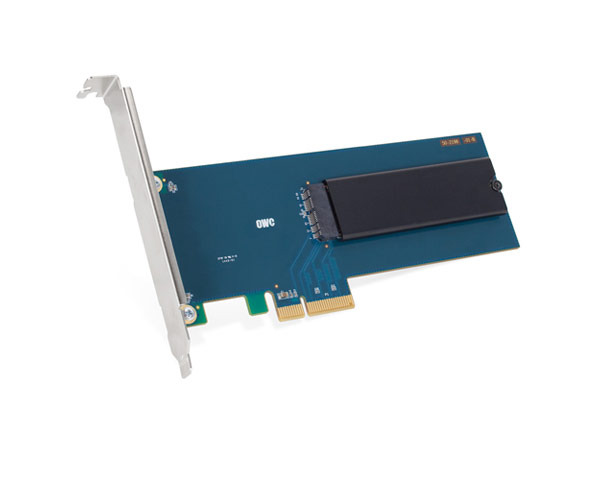 OWC SSD/Flash PCIe Carrier For 13/14/15 SSDs