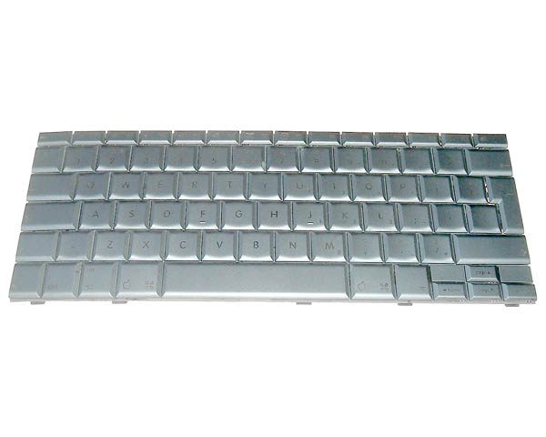 "MacBook Pro 17"" Keyboard Danish (08)"