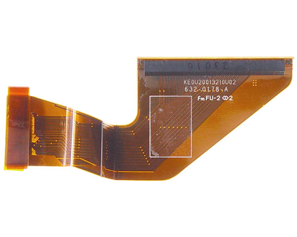 "PowerBook G4 Aluminium 12"" hard drive flex cable"