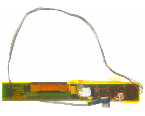 "PowerBook G4 Aluminium 12"" inverter board"