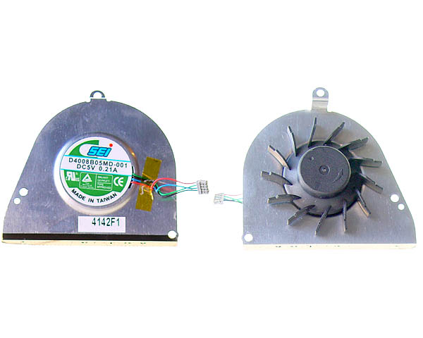 "PowerBook G4 Aluminium 15"" fan, right (1-1.5GHz BT1)"