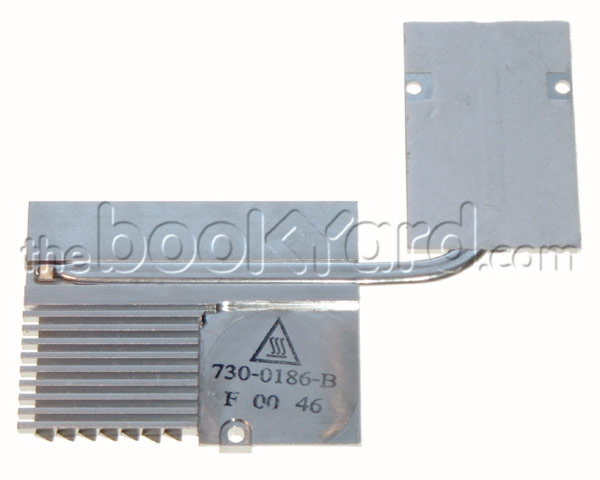 PowerBook G3 PISMO heat sink