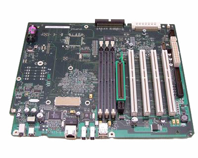 PowerMac G4 Quicksilver Logic Board (2001)