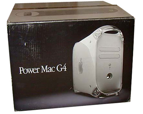 Powermac G4 original box