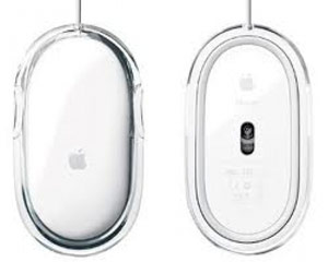 Apple Pro Mouse- Original One Button - White