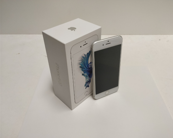 iPhone 6S - 128GB/Silver (Unlocked)
