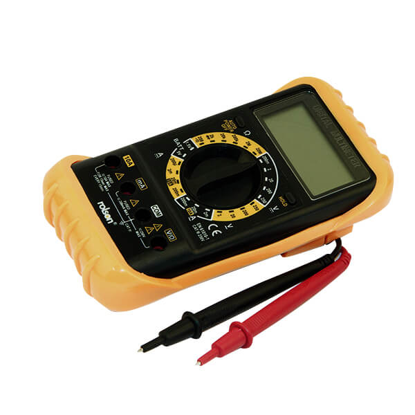 Rolson Digital Multimeter