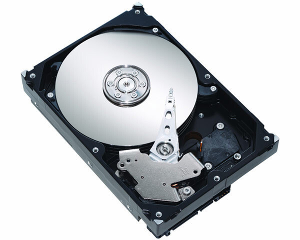 "Apple branded Hitachi 640GB 3.5"" 7,200rpm SATA Hard Drive"