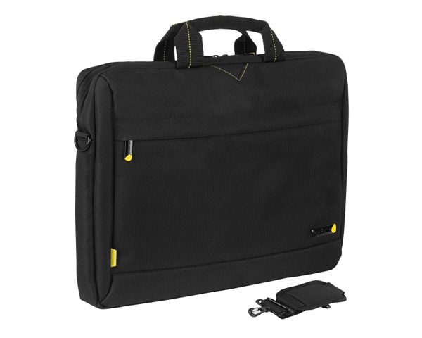 "Techair Toploader Laptop Case - Black (Up to 14.1"")"