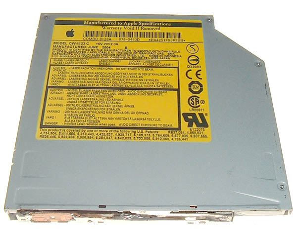 Panasonic 8124A Combo optical drive - 24xCD-RW