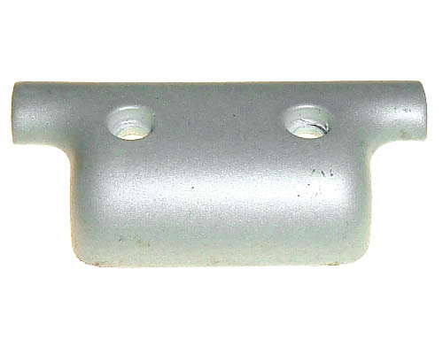 Titanium PowerBook G4 hinge cover, set of 2