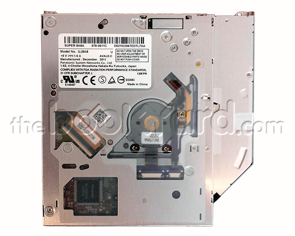 Panasonic (Matshita) UJ-8A8 super-slim Superdrive (Apple)